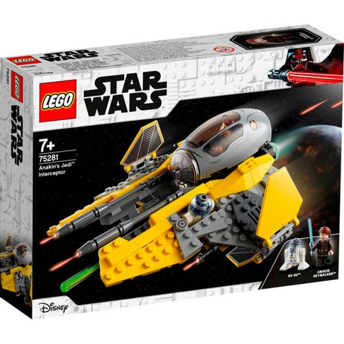 Lego Star Wars Interceptor Jedi de Anakin