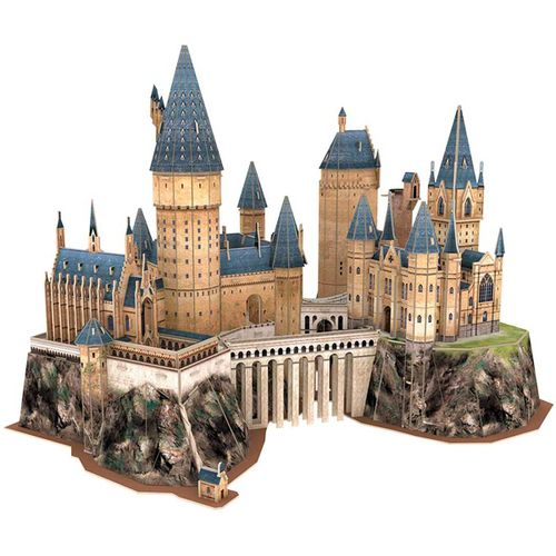 Harry Potter Castillo Hogwarts Puzzle 3D