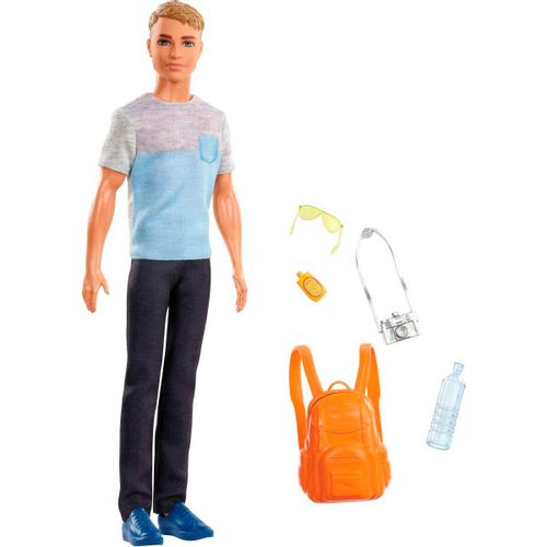 Barbie Ken Vamos de Viaje