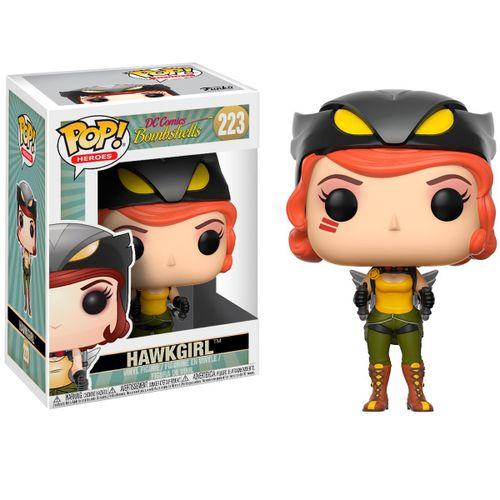 Funko POP DC Bombshells Hawkgirl