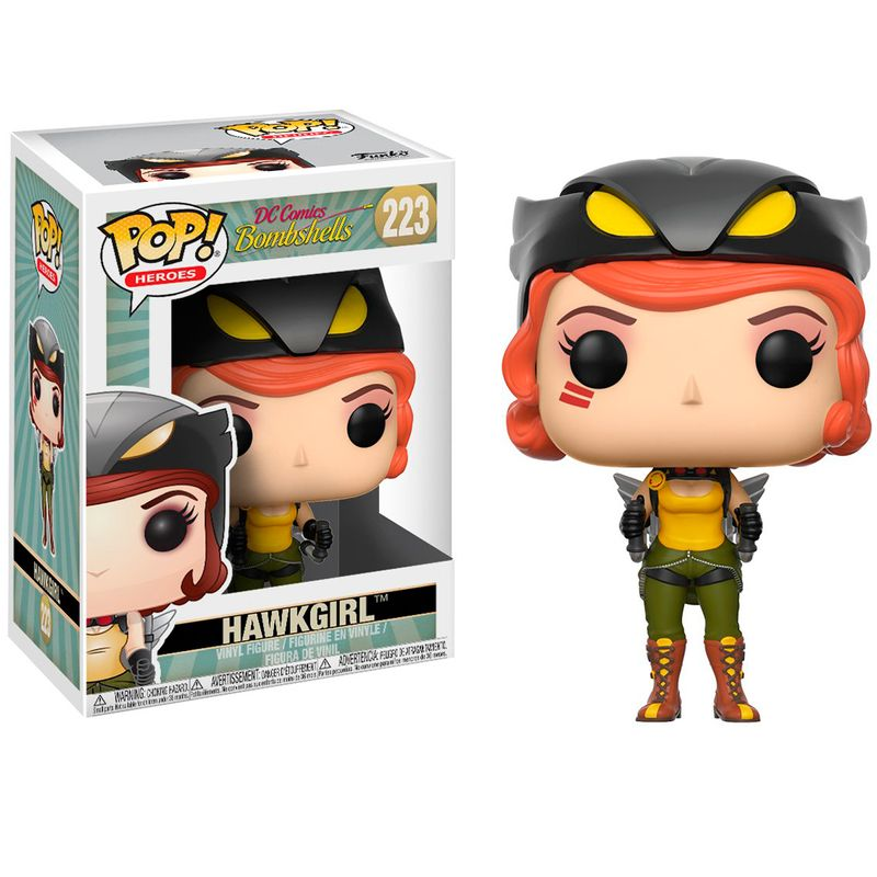 Funko-POP-DC-Bombshells-Hawkgirl