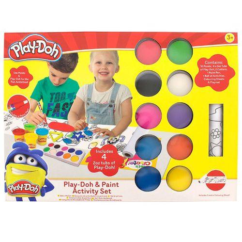 Play-Doh Set de Actividades para Pintar