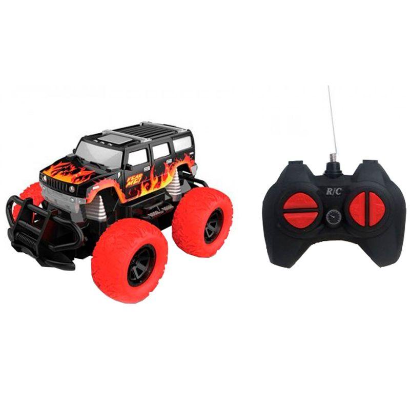 Coche-Todoterreno-Monster-Truck-Llamas-1-28-R-C