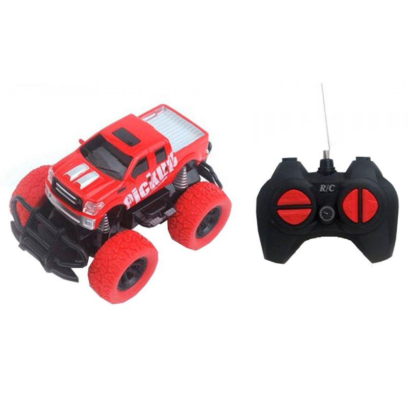 Coche-Todoterreno-Monster-Truck-Pick-Up-R-C