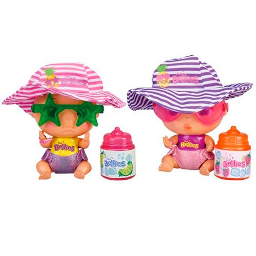 Mini Bellies Sunsurprise Surtida