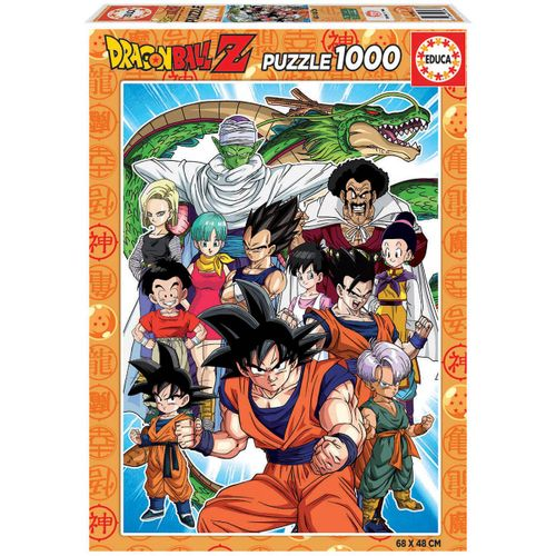 Dragon Ball Puzzle 1000 Piezas