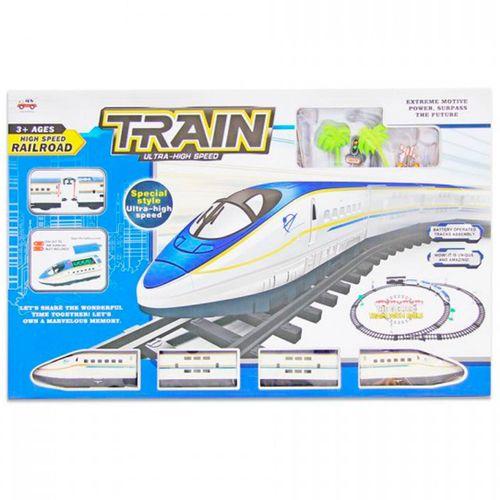 Tren con Vías Infantil