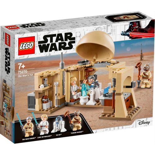 Lego Star Wars Cabaña de Obi-Wan