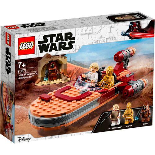 Lego Star Wars Speeder Terrestre de Luke Skywalker