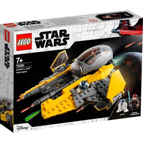 Lego Star Wars Interceptor Jedi de Anakin