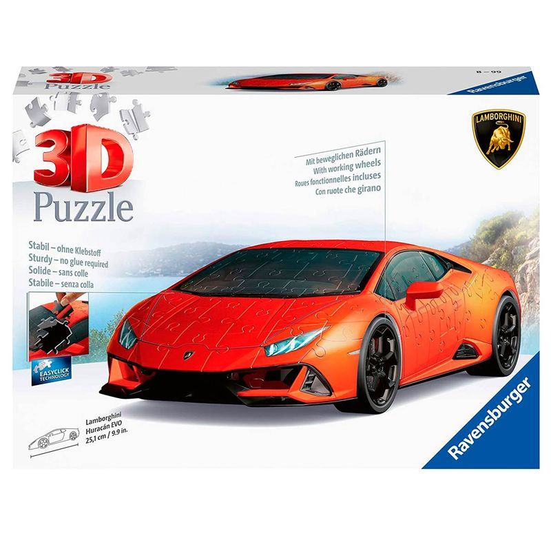Puzzle-3D-Lamborghini-Huracan-EVO