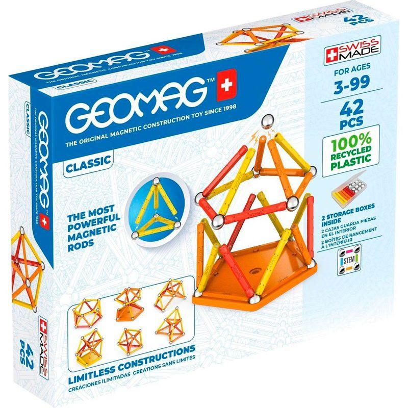 Geomag-Green-42-Piezas
