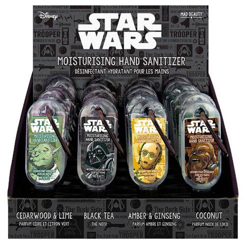 Star Wars Desinfectante con Mosquetón Surtido