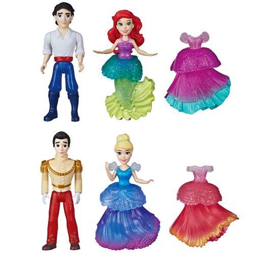 Princesas Disney Moda Multicolor Surtida