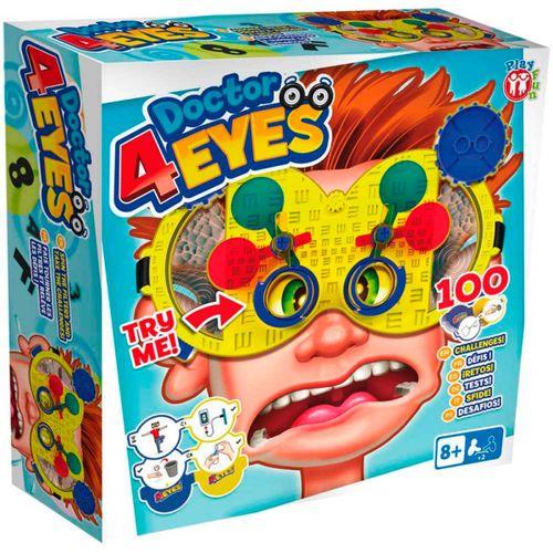 Juego Doctor 4 Eyes