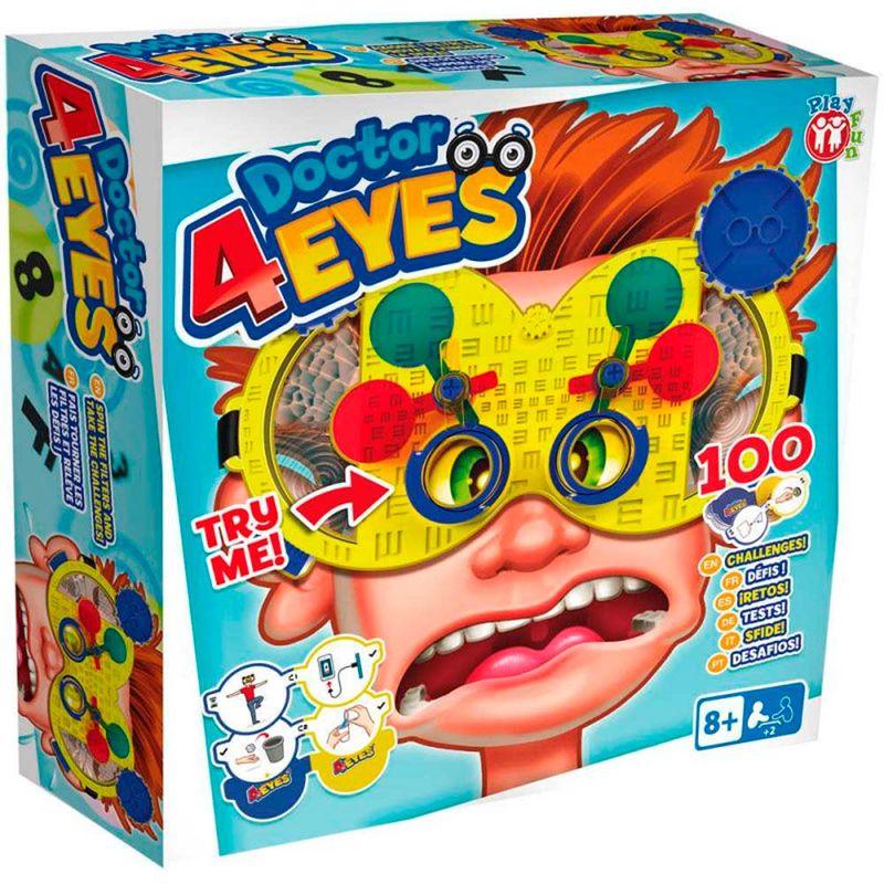 Juego-Doctor-4-Eyes