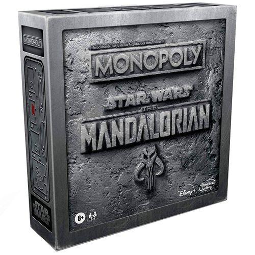 Monopoly Star Wars Edición Mandaloriano