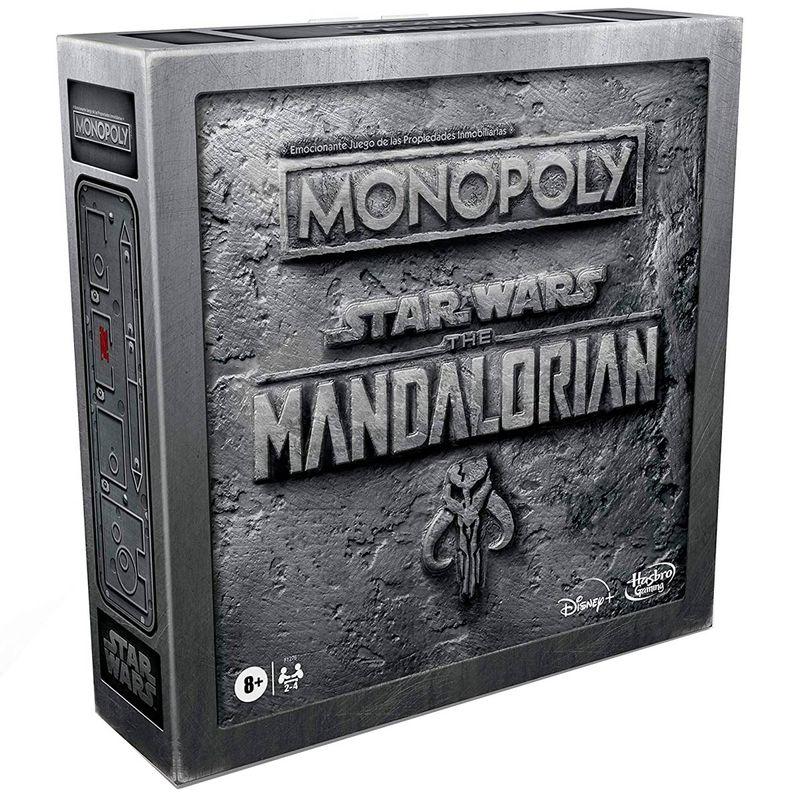 Monopoly-Star-Wars-Edicion-Mandaloriano