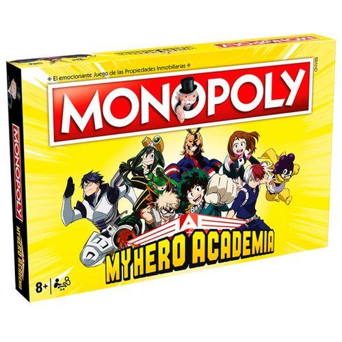 Monopoly Edición My Hero Academia