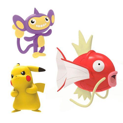 Pokémon Multipack 3 Figuras Surtidas