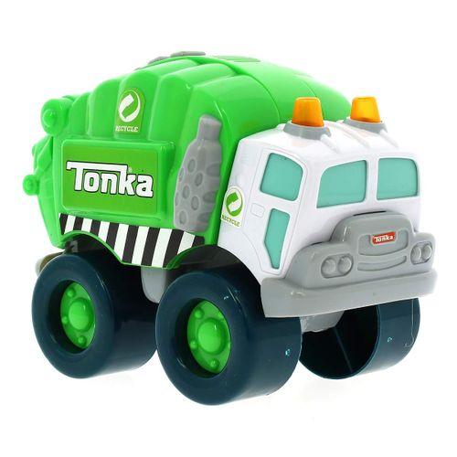 Mi Primer Vehículo Wobble Camión de la Basura