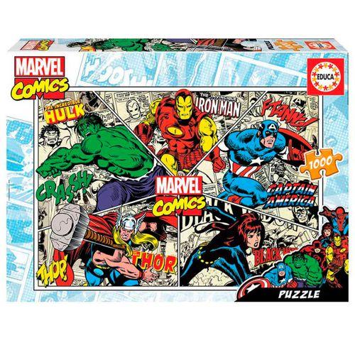 Los Vengadores Puzzle 1000 Piezas
