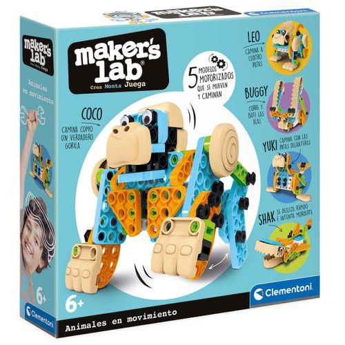 Maker's Lab - Animales en Movimento
