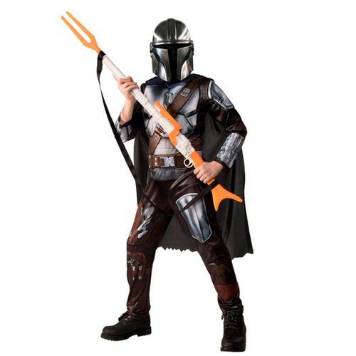 Star Wars Disfraz Mandalorian Deluxe