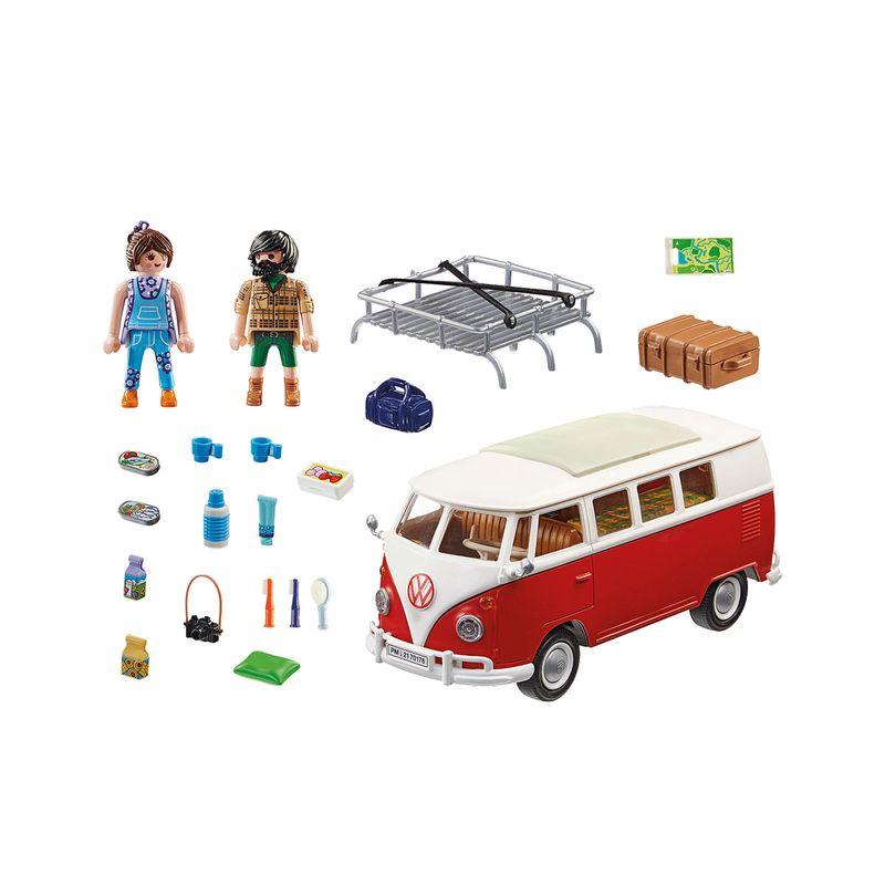 Playmobil--Volkswagen-T1-Camping-Bus_5