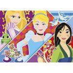 Puzzle-Princesas-Disney-2x20-piezas_1
