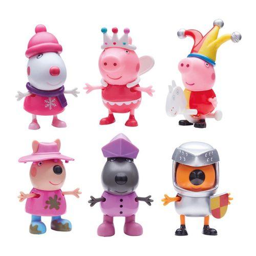Peppa Pig Fiesta de Disfraces Figura Surtido