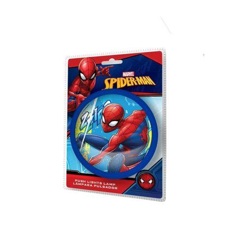 Spiderman punto de luz