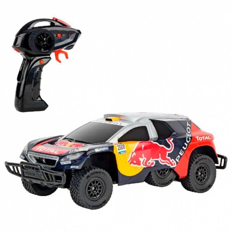 Coche-R-C-Red-Bull-Peugeot-08-DRK-1-16