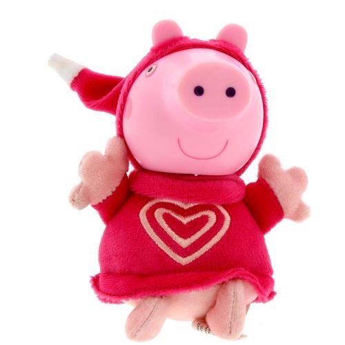 Peppa Pig Glow Friends Peluche George Pig con Luz