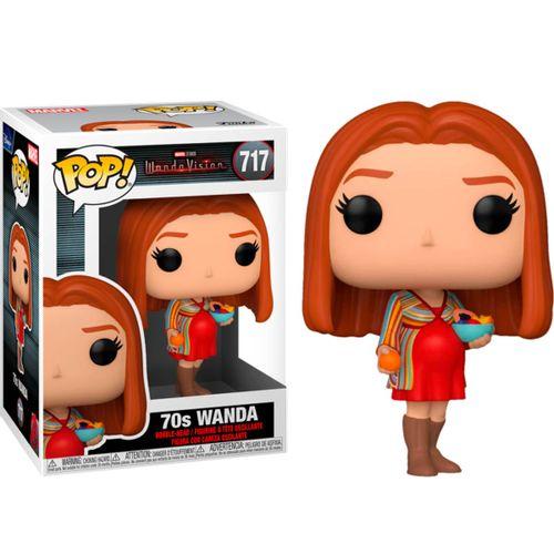 Funko POP Wandavision Wanda Versión Años 70