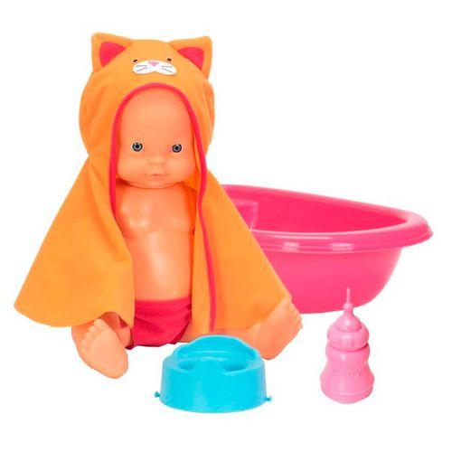Muñeco Bebé Gugú Baño