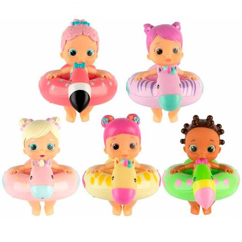Bloopies Floaties Mini Muñeca Baño Surtida