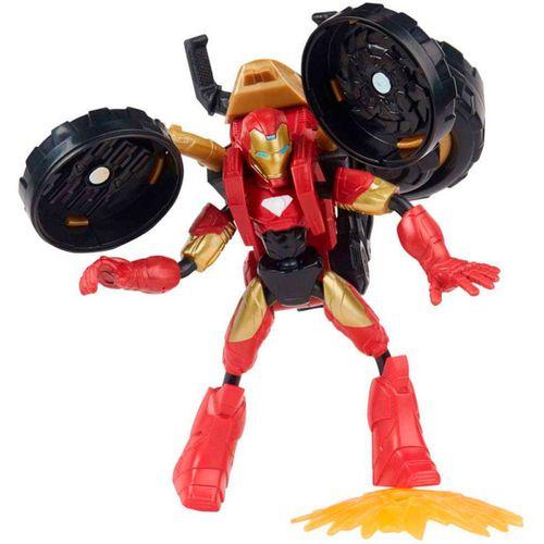 Los Vengadores Bend & Flex Iron Man 2 en 1