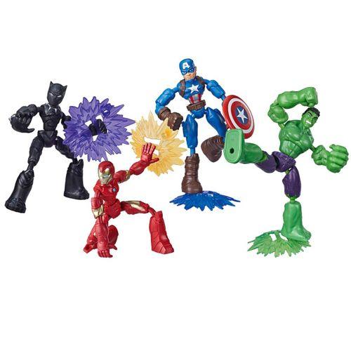 Los Vengadores Bend & Flex Figura Surtida