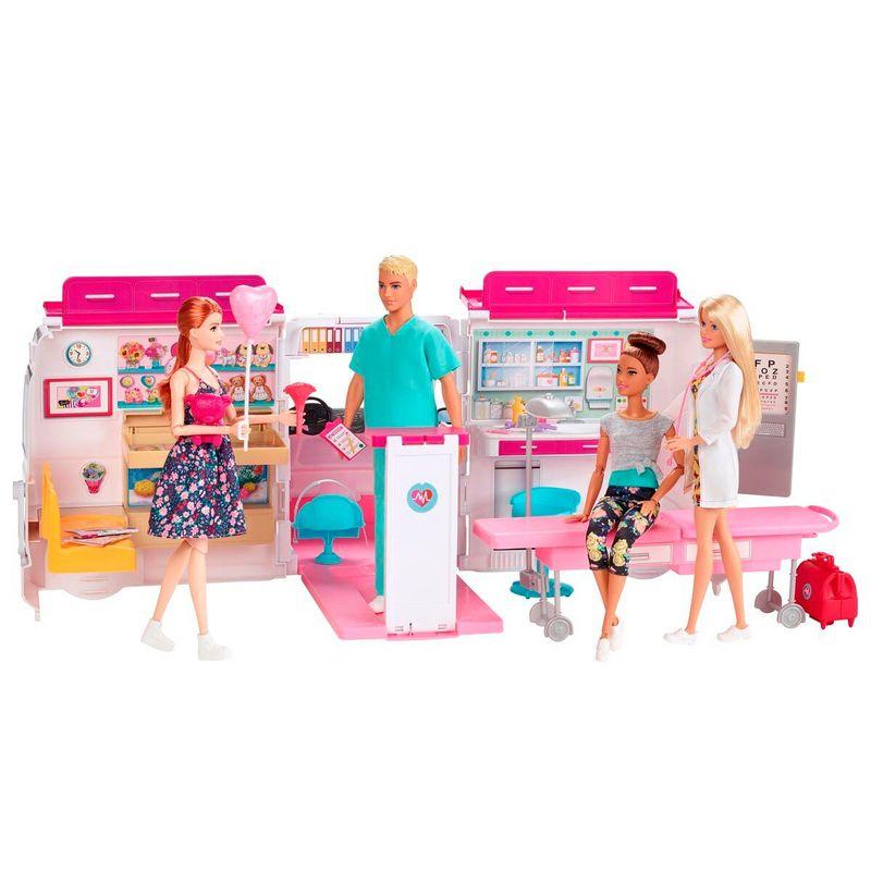 Barbie-y-Ken-con-Ambulancia_3