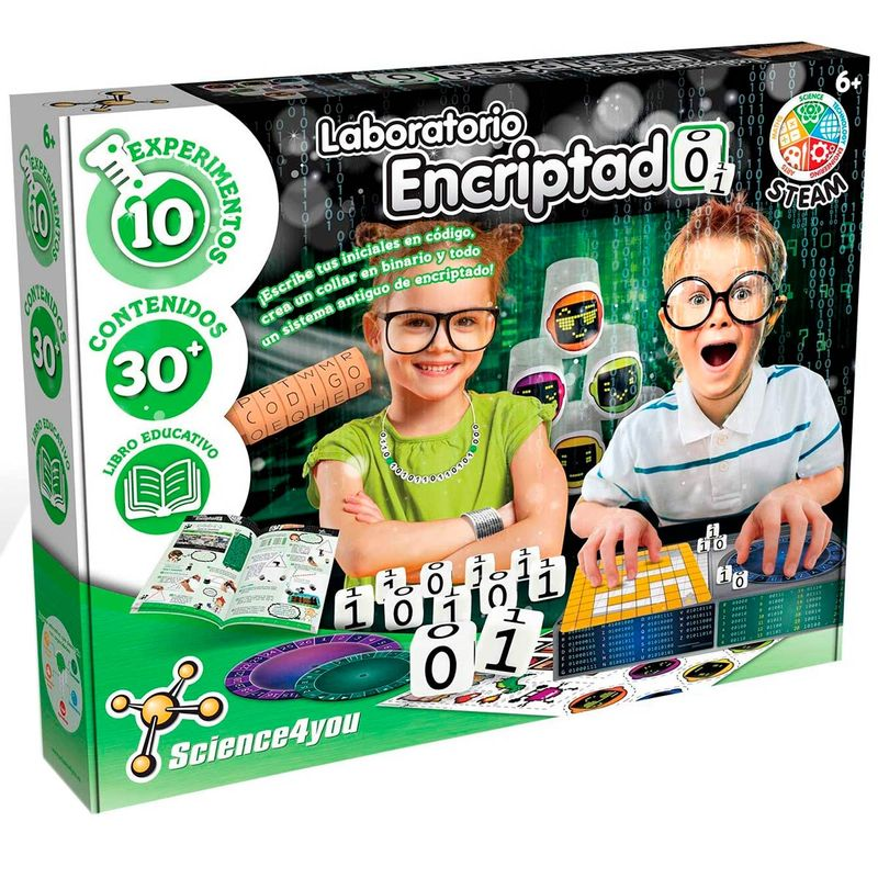 Laboratorio-Encriptado-Coding-Lab