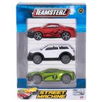 Teamsterz-Pack-3-Coches-Surtido