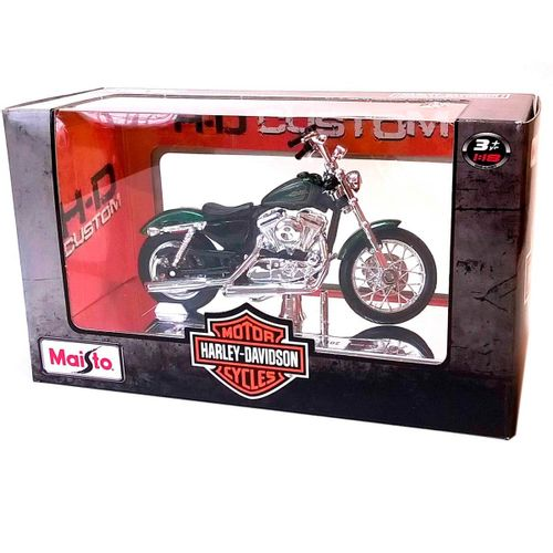 Harley-Davidson Moto Escala 1:18 Surtida