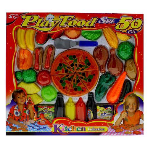 Set de Comida Infantil 50 Piezas