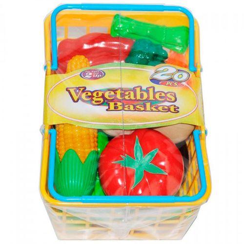 Cesta de Verduras Infantil