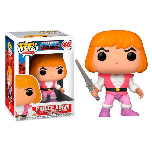 Funko POP Masters of the Universe Príncipe Adam