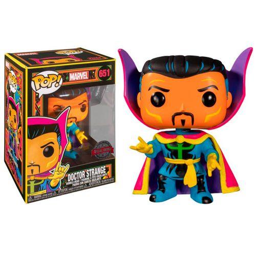 Funko POP Marvel Doctor Strange Black Light