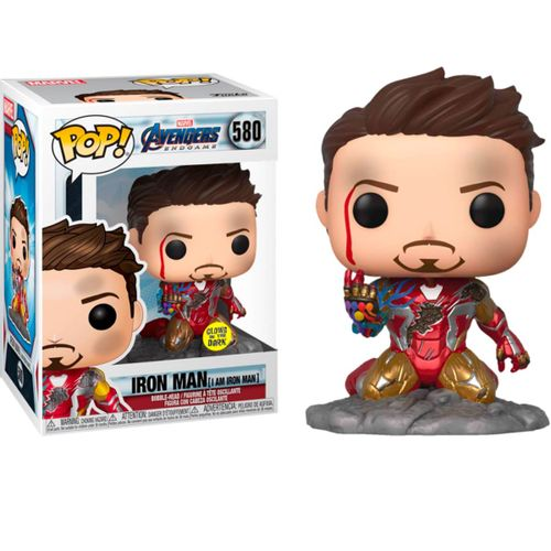 Funko POP Marvel I Am Iron Man