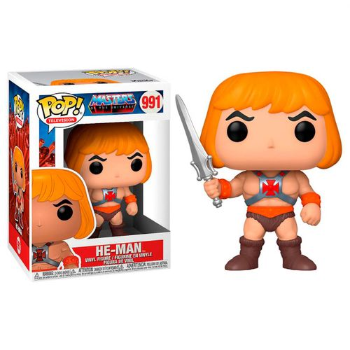 Funko POP Masters of the Universe He-Man