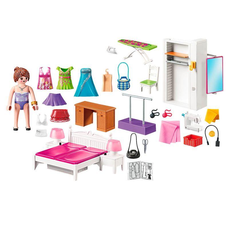 Playmobil-Dollhouse-Dormitorio_1